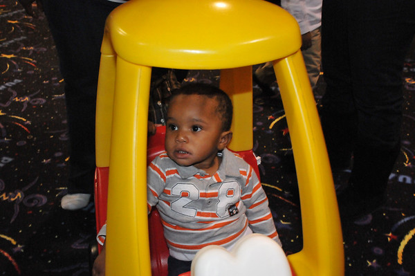 Isaiah's 5th Birthday